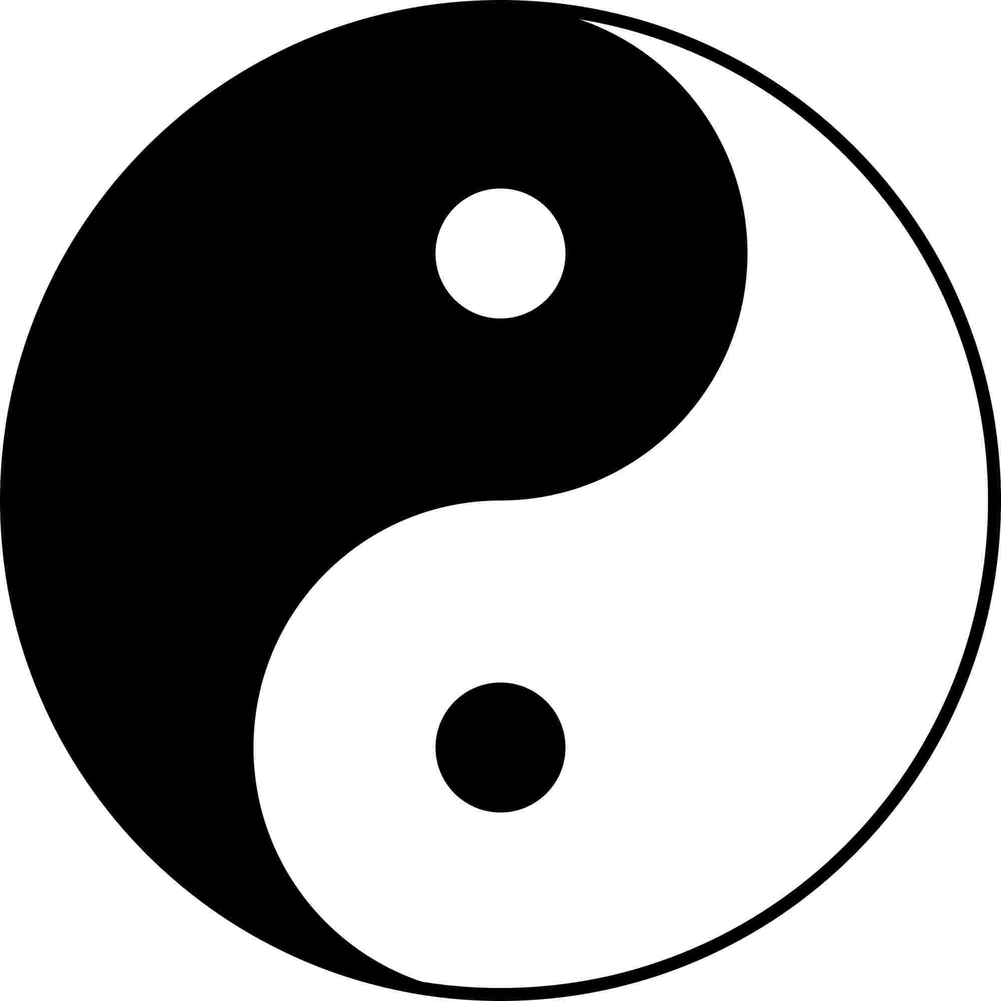 Best Cliparts: Free Yin Yang Symbol Clipart Free Yin Yang.