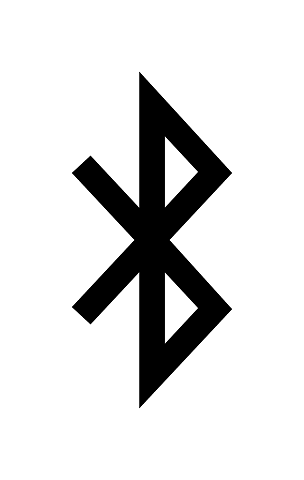 Is the Bluetooth logo a registered symbol?.
