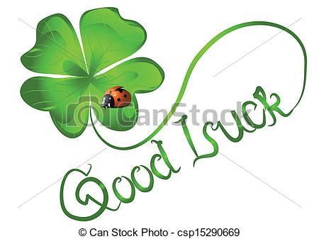 Clipart good luck symbols.