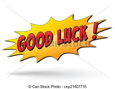 Good luck Vector Clip Art Illustrations. 7,554 Good luck clipart.