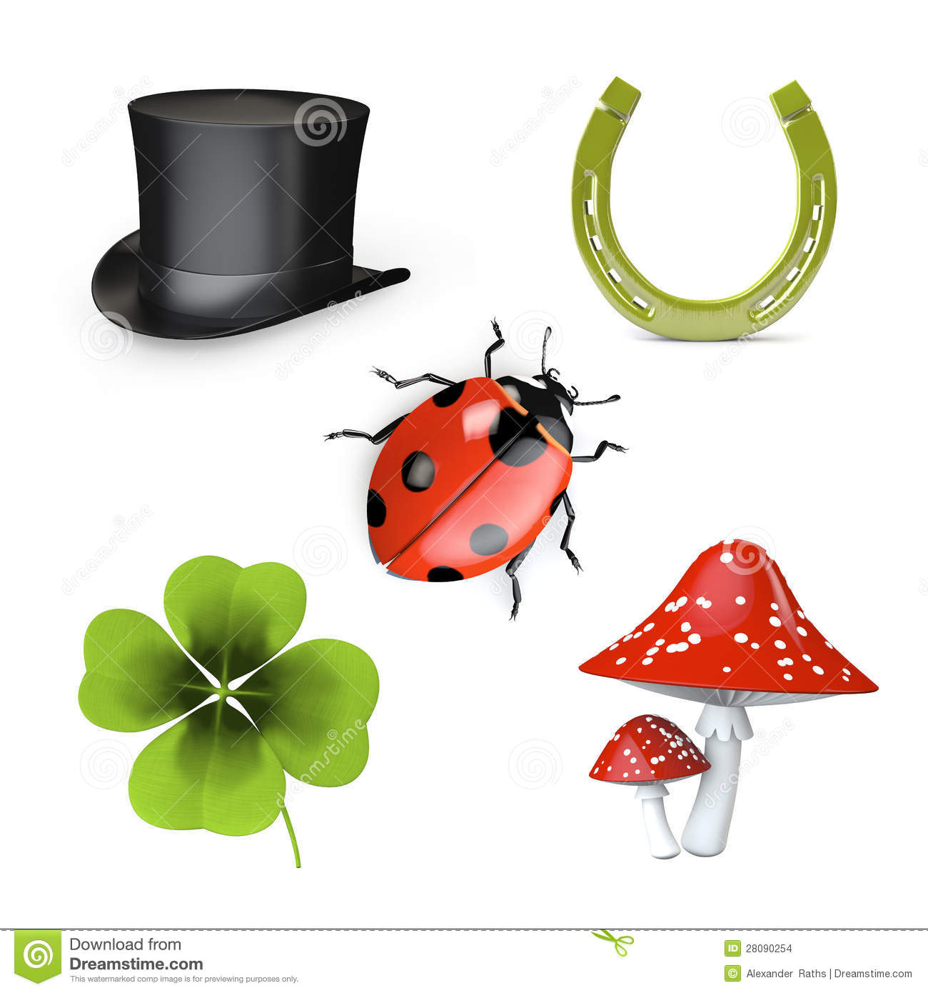 Symbol Of Good Luck Clipart
