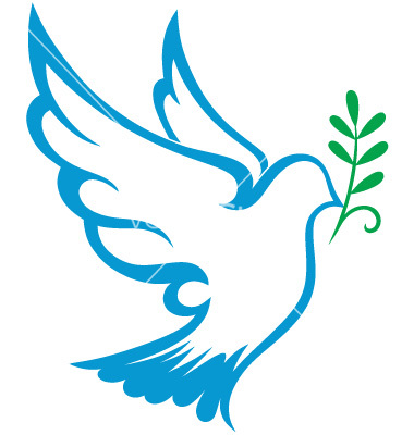 Showing post & media for Symbol for hope dove clip art.