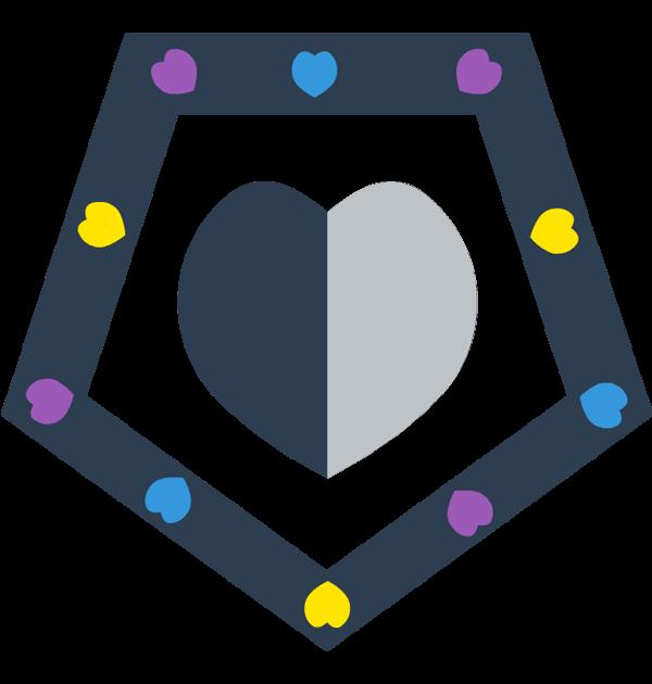 clipart clip art pentagon hearts emotions heart symbol symbolic.