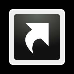 Free Icons: Emblems emblem symbolic link Icon.