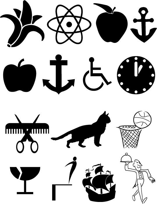 52+ Symbols Clipart.