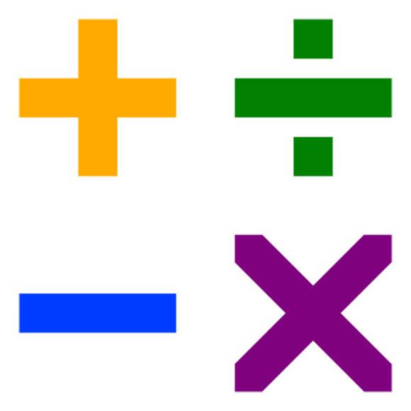 Showing post & media for Math clip art symbols.