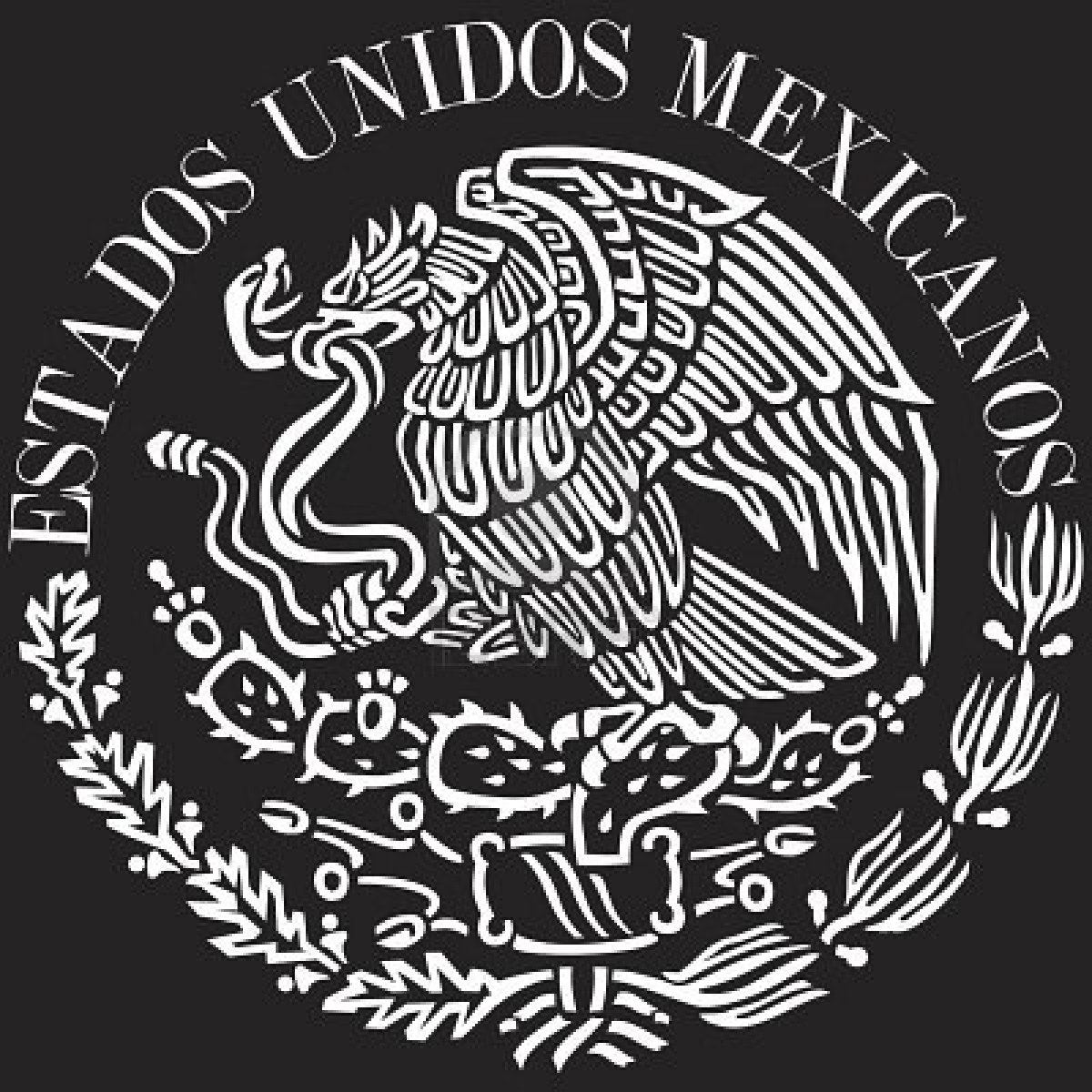 Showing post & media for Mexico flag eagle symbol.