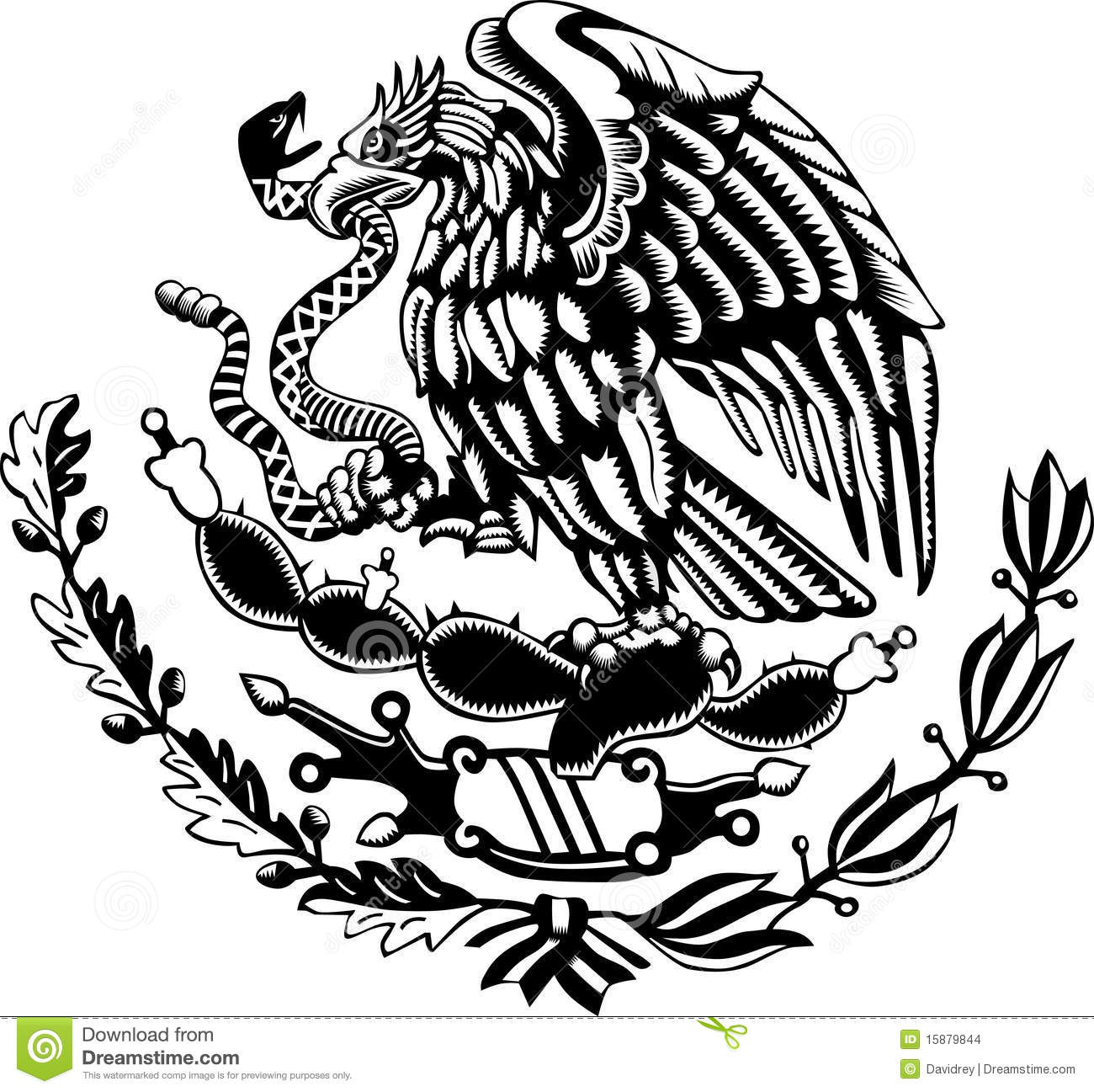 Showing post & media for Original mexican eagle symbol.