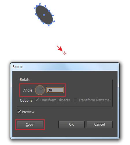 Create Symmetrical Objects in Adobe Illustrator.