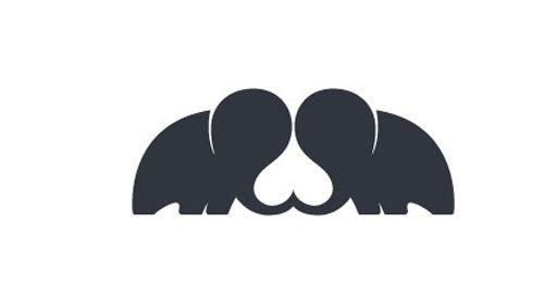 20 Creative Symmetrical Logo Designs.
