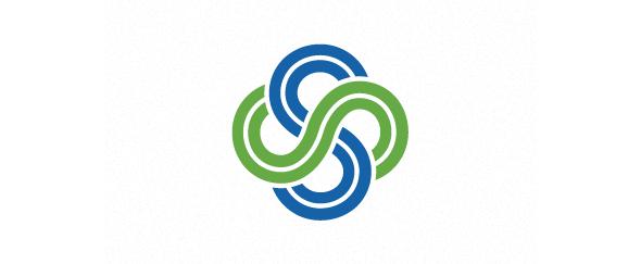 Design Inspiration: Symmetrical Logo.