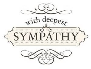 sympathy clip art for cards.