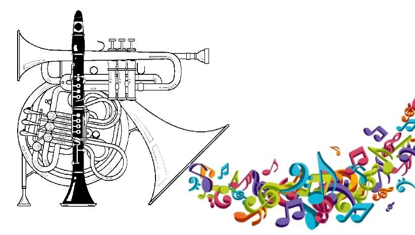 Free band concert on Friday, 4/7/2017.