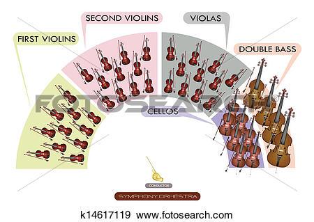 Symphony orchestra Clipart Illustrations. 2,121 symphony orchestra.
