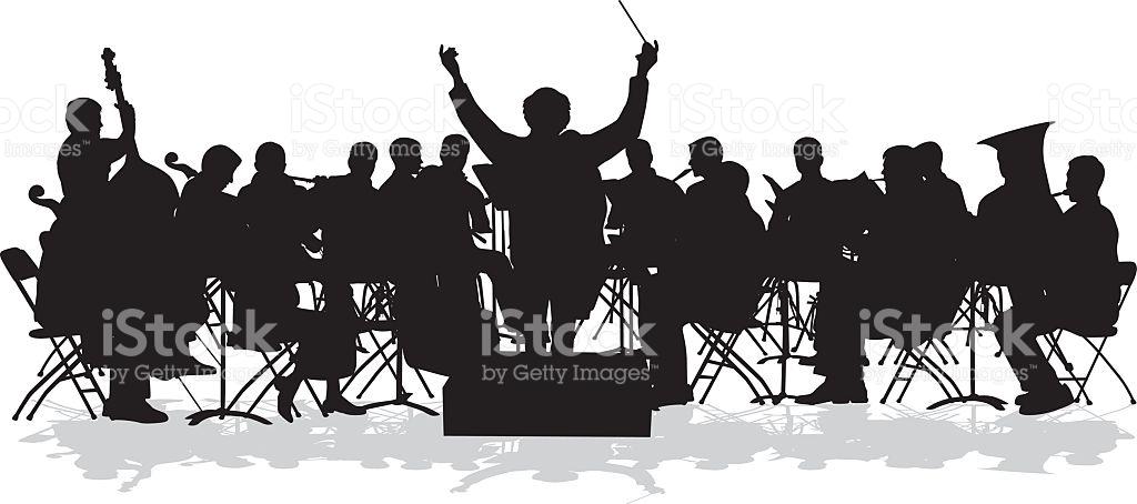 Orchestra clip art.