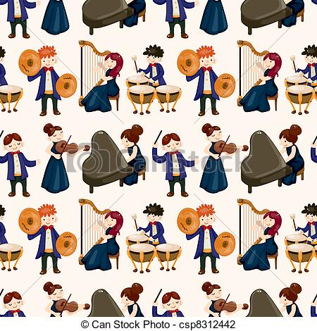 Orchestra Clipart and Stock Illustrations. 11,493 Orchestra vector.