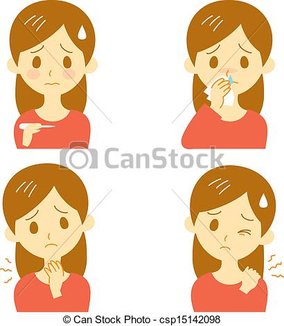 Disease symptoms Vector Clipart EPS Images. 1,727 Disease symptoms.
