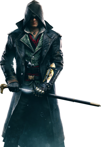 Assassins creed syndicate clipart.