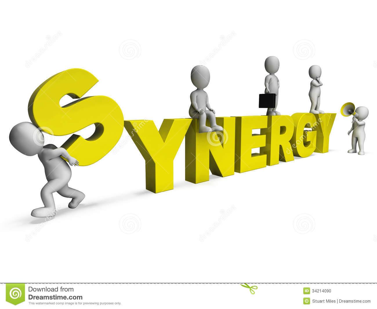Synergy Clipart Clipground