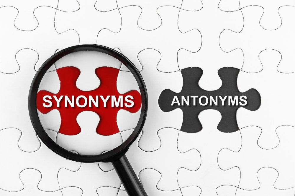 Synonyms and Antonyms: Meaning, Concept, Videos, Solved Examples.