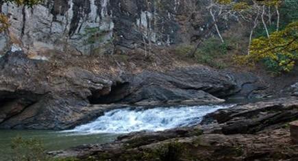 Syntheri Rocks.
