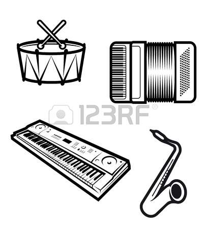 5,896 Synthesizer Cliparts, Stock Vector And Royalty Free.
