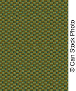 Weave texture synthetic fiber geometric seamless background.