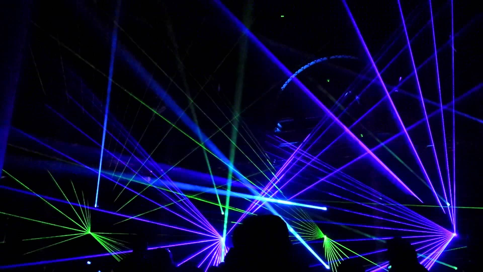 Syon Park's Enchanted Woodland 2014 #Laser show.