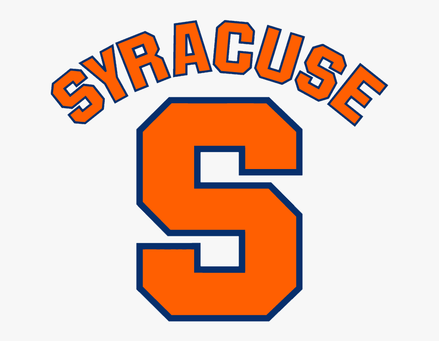 Syracuse College Basketball Logo Clipart , Png Download.