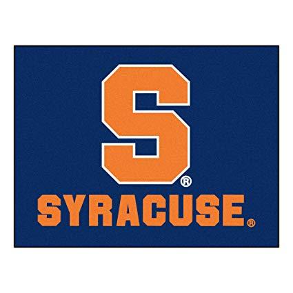 Amazon.com : Syracuse University Logo Area Rug : Sports.