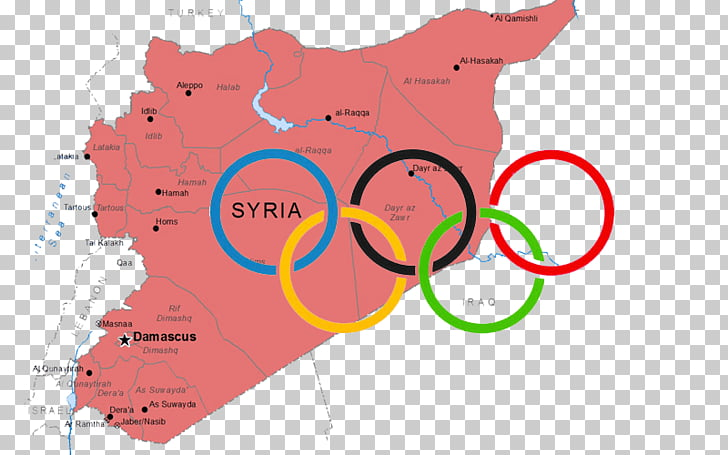 Flag of Syria , map PNG clipart.