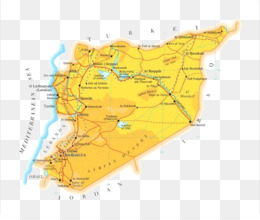 Syria Map PNG and Syria Map Transparent Clipart Free Download..