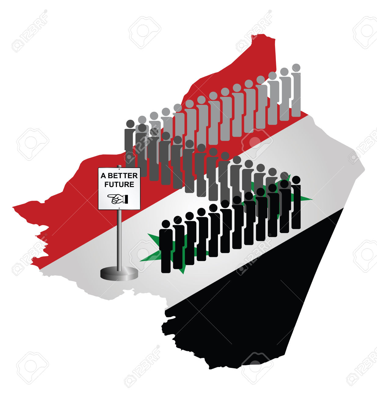 Representation Of Syrian Arab Republic Economic And Refugee.