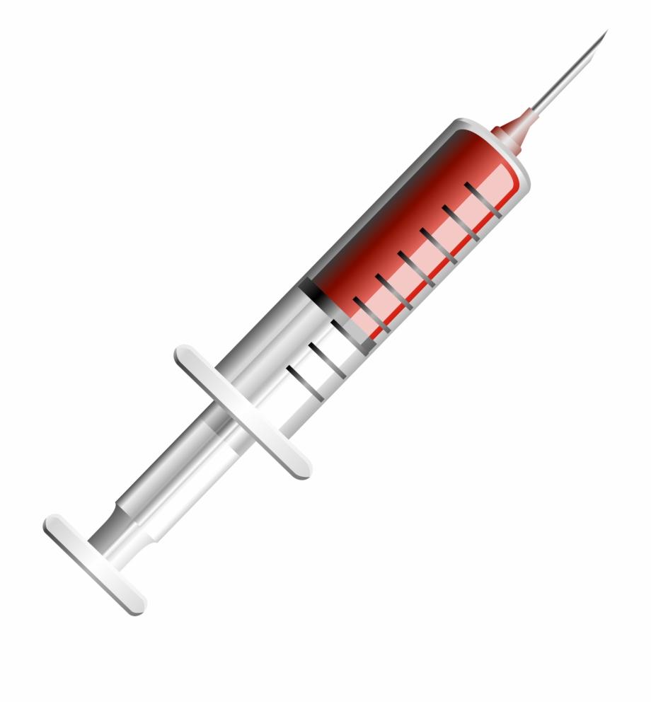 Syringe Png Clipart.