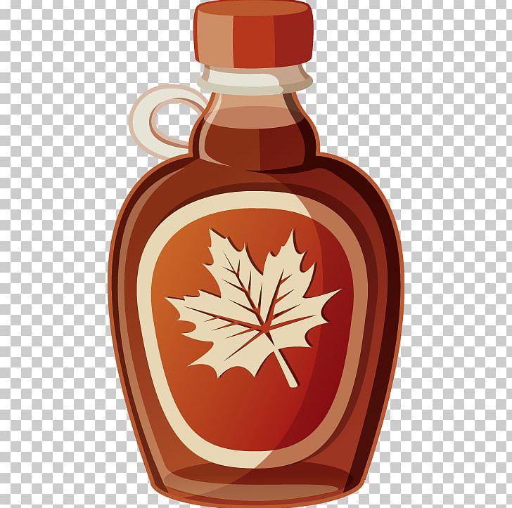 Pancake Maple Syrup Bottle PNG, Clipart, Baking, Cartoon.