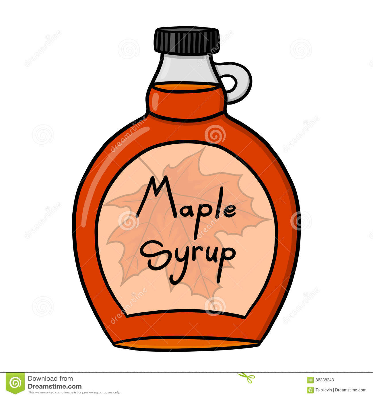 Maple syrup clipart 2 » Clipart Station.