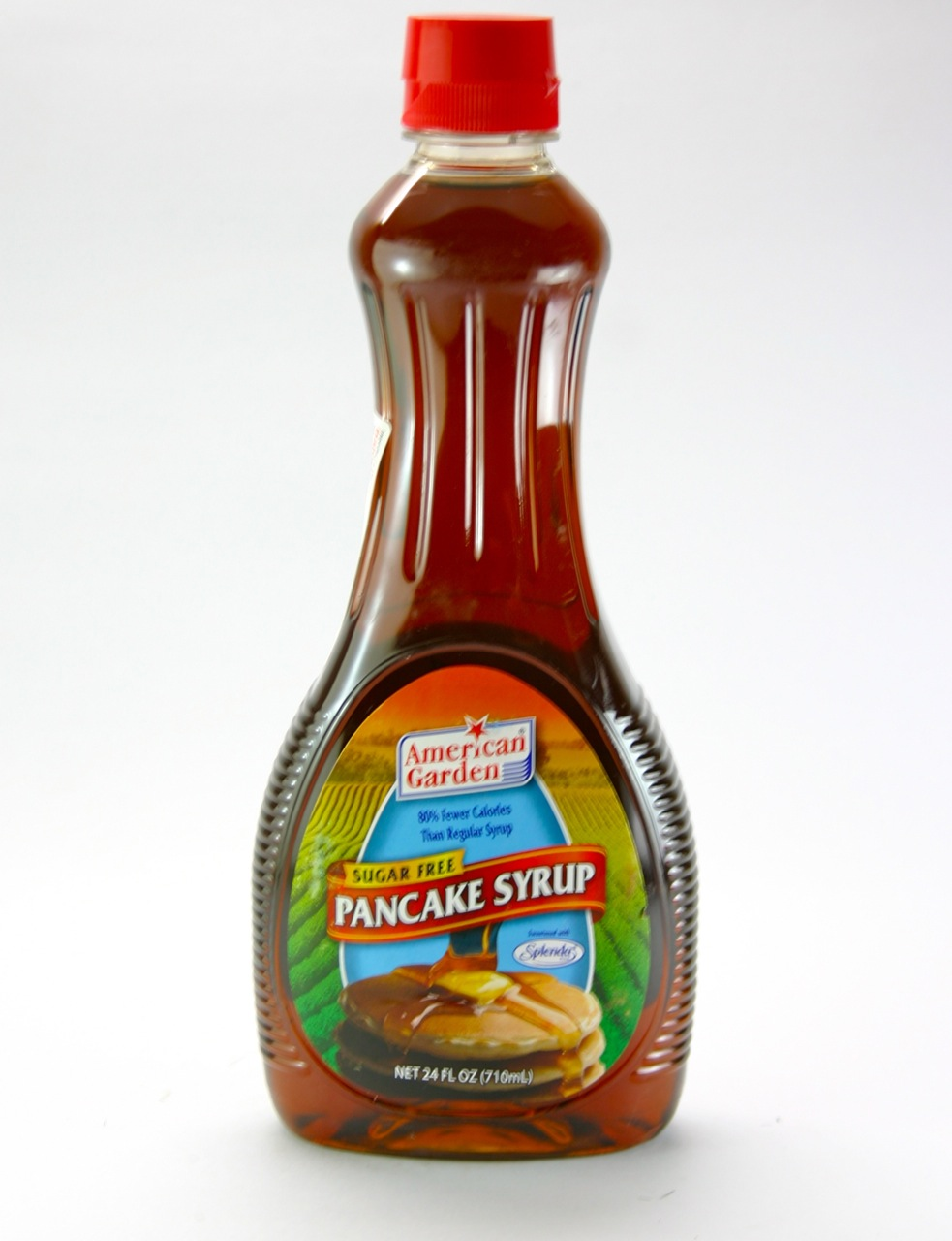 Pancake Syrup Clipart.
