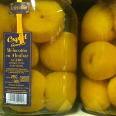 Spanish #fruit #preserves.