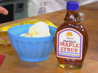 Easy Maple Candy.