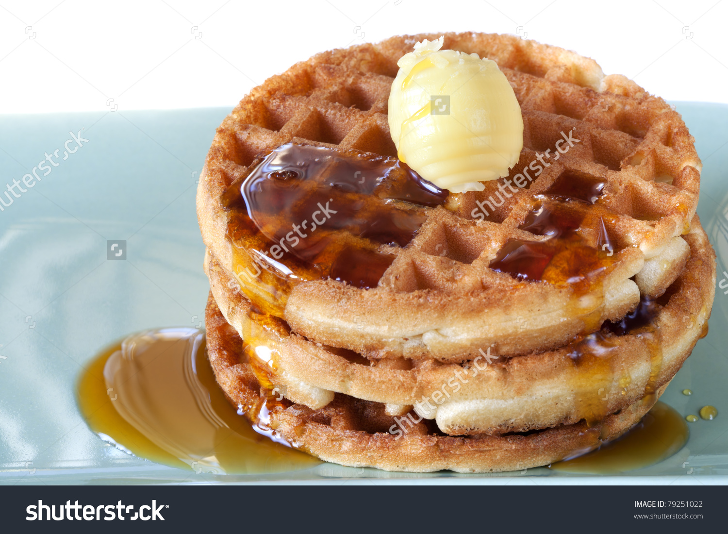 Syrup Waffle Clipart Clipground