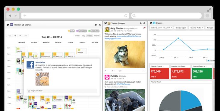 Sysomos Acquires Social Marketing Service Expion.