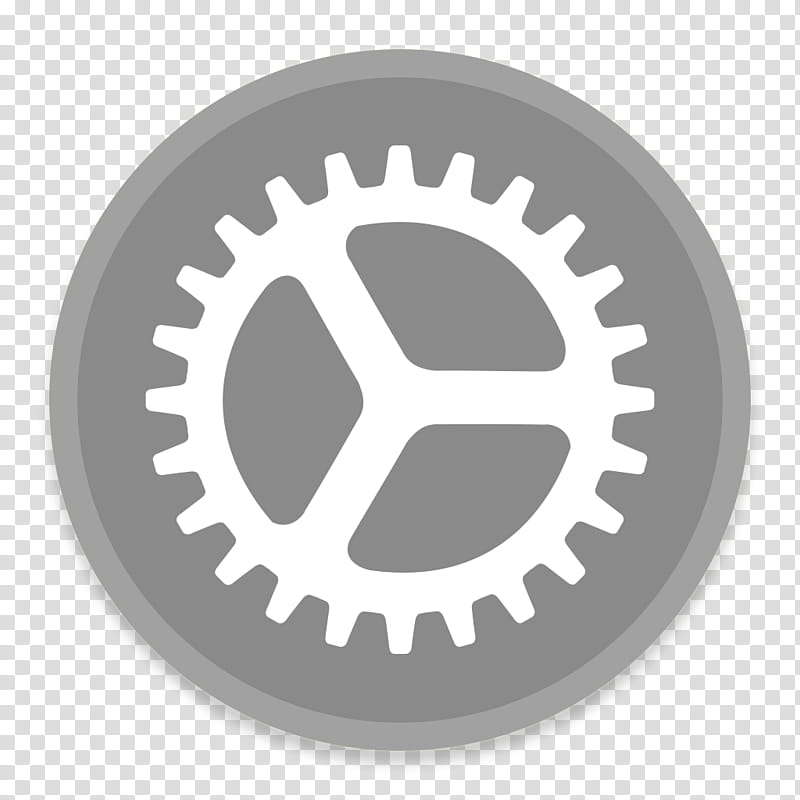 Button UI System Icons, SystemPreferences, gear icon art.