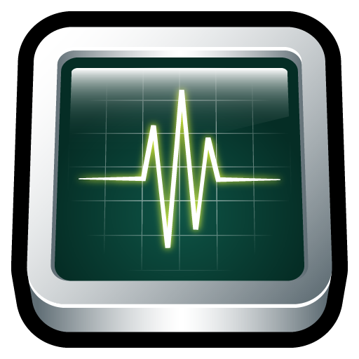 System Monitor Icon, PNG ClipArt Image.