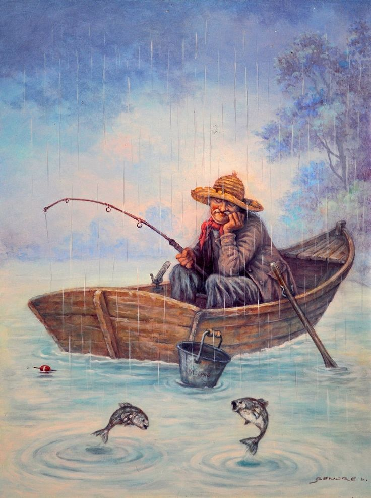 1000+ images about gone fishing~~illustration on Pinterest.