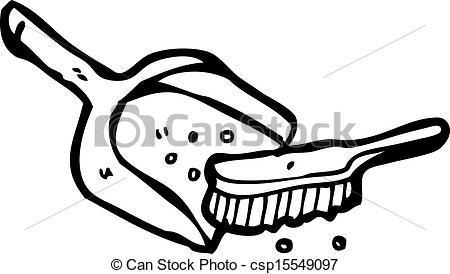 Dustpan Clipart Vector Graphics. 467 Dustpan EPS clip art vector.