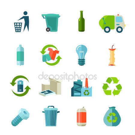 Reciclaje Stock Vectors, Royalty Free Reciclaje Illustrations.