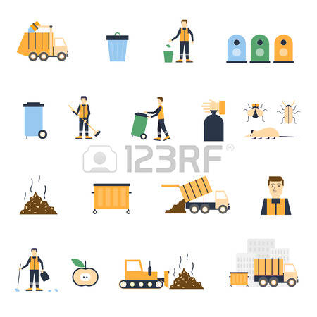 2,141 Trash Bags Stock Vector Illustration And Royalty Free Trash.