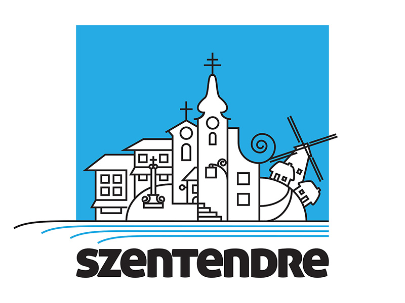 Szentendre (a popular Hungarian city).