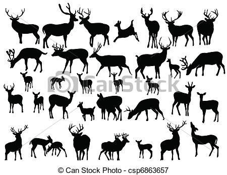Deer Illustrations and Stock Art. 31,227 Deer illustration.