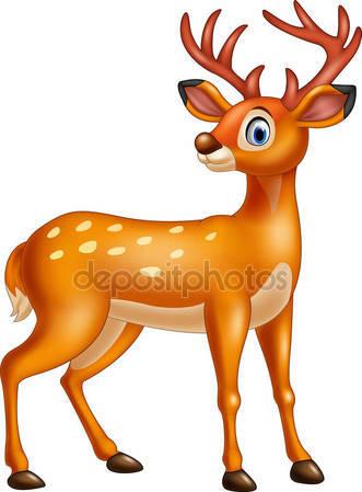 Deer Stock Vectors, Royalty Free Deer Illustrations.